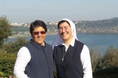 RESSOURCEMENT 2019_ LES TRADUCTRICES SRS. MARIA JOSEFINA et CARLA