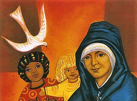 Prière pour la Canonisation de Bienheureuse Marie Rivier